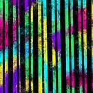 Hypercolour Stripes by RC-aRtY