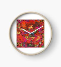 Cream - Disraeli Gears - Sunshine of Your Love Clock