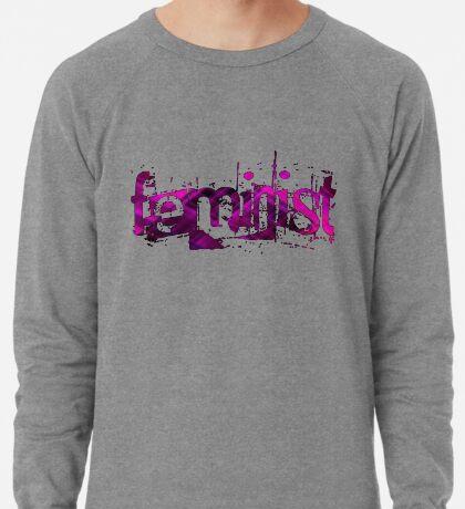 Feminist Lightweight Sweatshirt