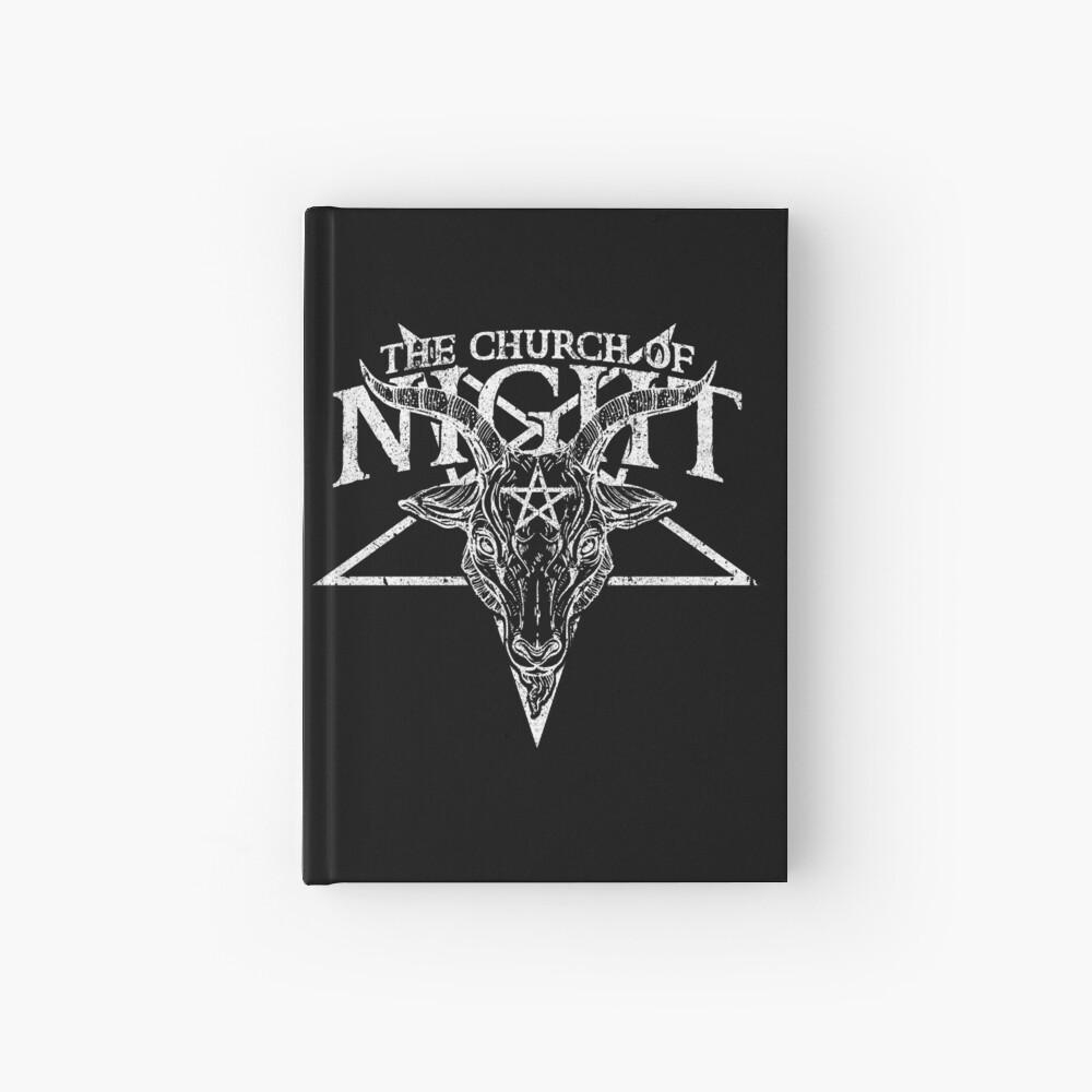 Die Kirche der Nacht Notizbuch