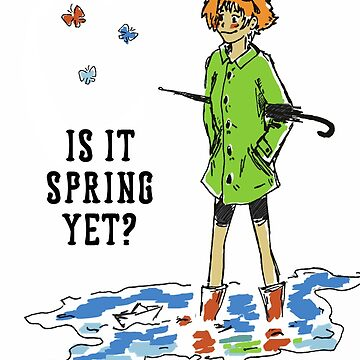 Is It Spring Yet? by d2071