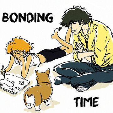 Bonding Time by d2071
