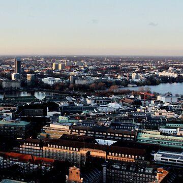 Hamburg  by Nagel