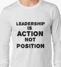 Leadership  Long Sleeve T-Shirt