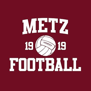 Metz Football Athletic College Style 2 Color by Toma-51
