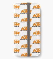 KTM Racing Étui portefeuille/coque/skin iPhone