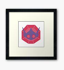 Mega Gems Framed Print
