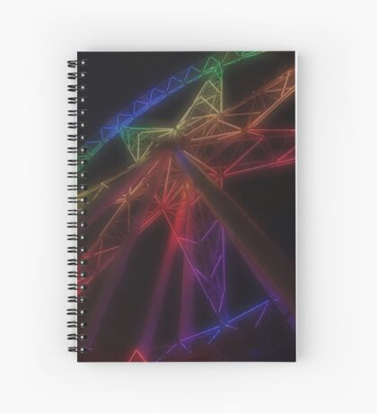 Bright Star Spiral Notebook