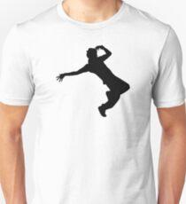 Hip Hop Dancer Silhouette T-Shirt