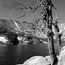 Lake Isabelle by Pamela Hubbard