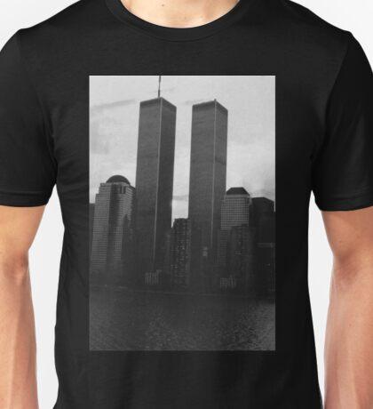 World Trade Center Sunrise  T-Shirt
