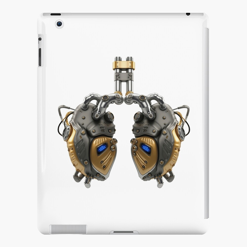 Digital art iPad Case & Skin
