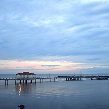 The Pier AM by kllebou