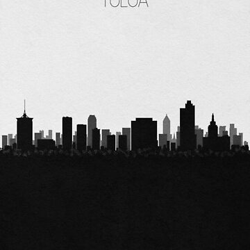 Travel Posters | Destination: Tulsa by geekmywall
