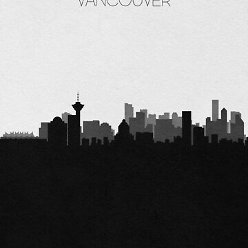 Travel Posters | Destination: Vancouver by geekmywall