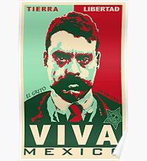 viva ZApata  Poster