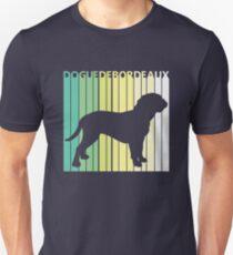 Cute Dogue de Bordeaux Silhouette Unisex T-Shirt