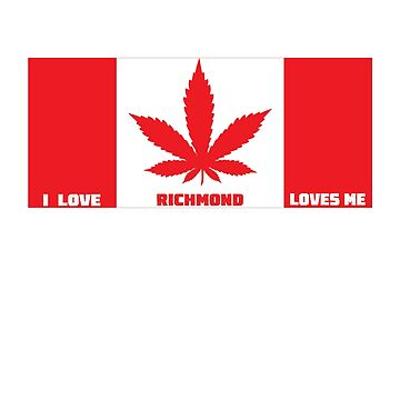 I love Richmond, and Richmond  loves me by handcraftline