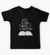 Books chapter Kids T-Shirt