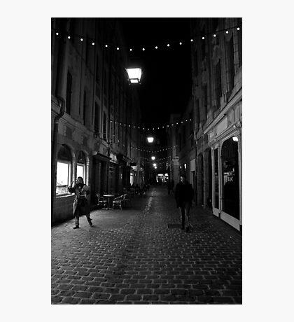 Street light Photographic Print