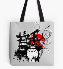 Japan Spirits Tote Bag
