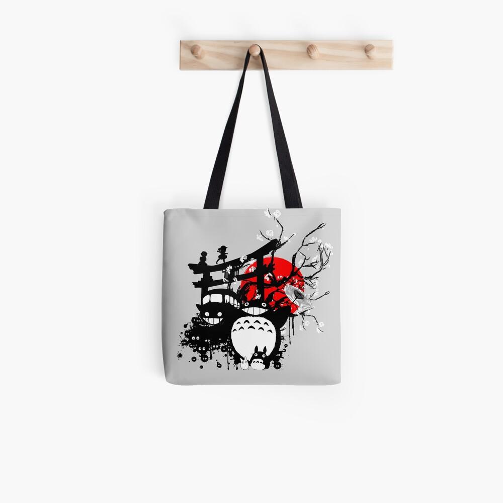 Japan Spirits Tote Bag