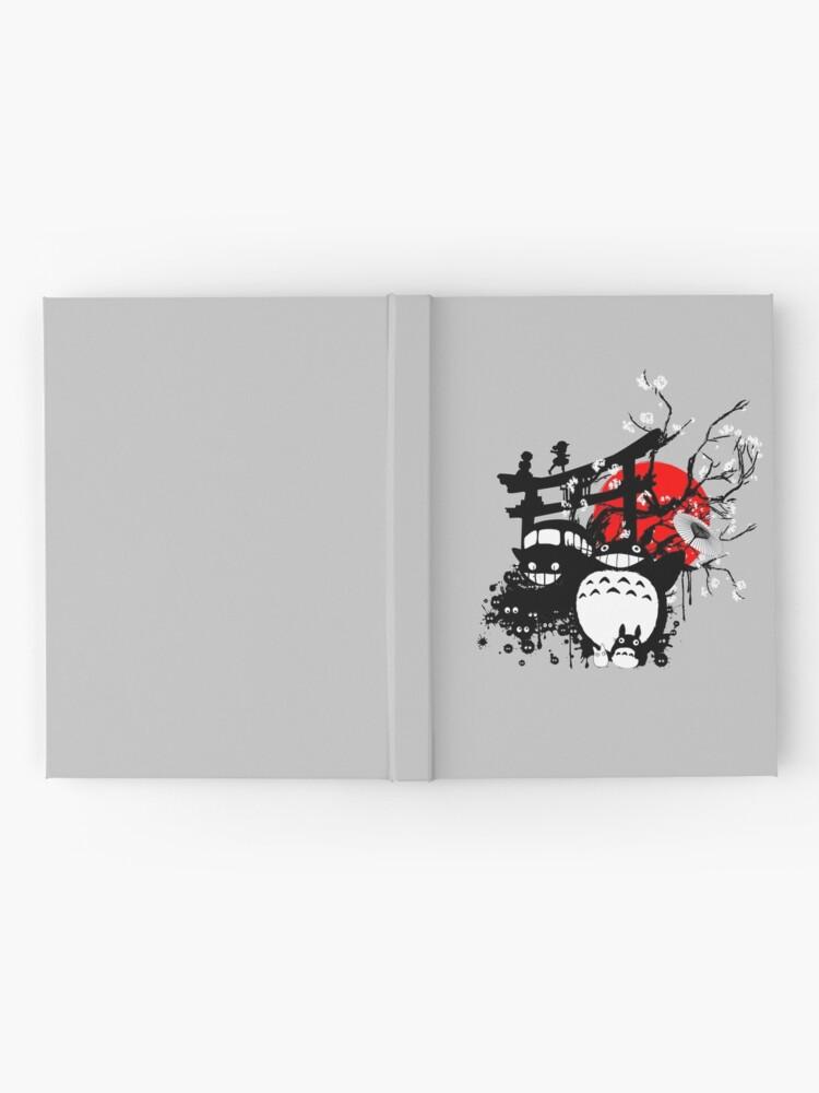 Alternative Ansicht von Japan Spirituosen Notizbuch