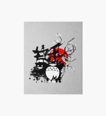 Japan Spirituosen Galeriedruck