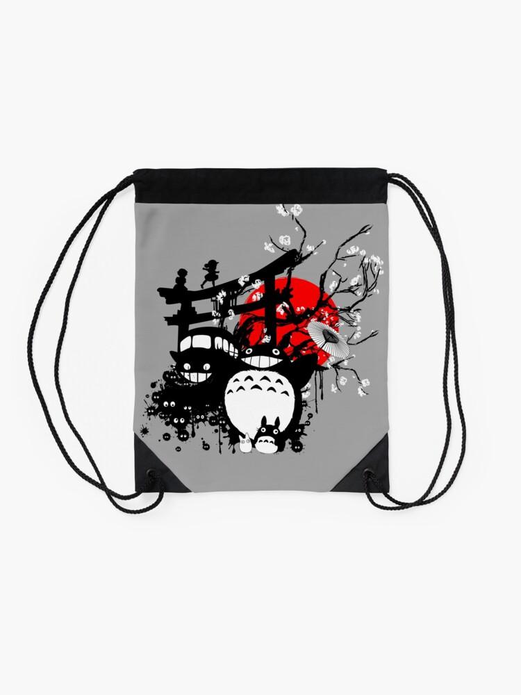 Alternate view of Japan Spirits Drawstring Bag
