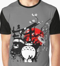 Japan Spirituosen Grafik T-Shirt