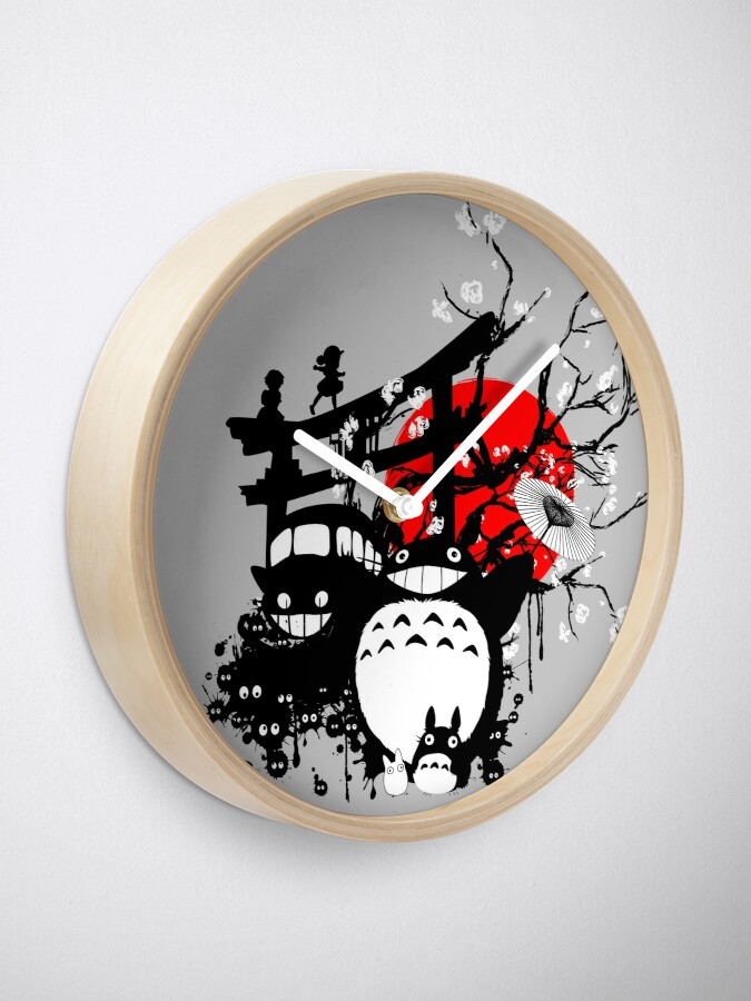Alternate view of Japan Spirits Clock