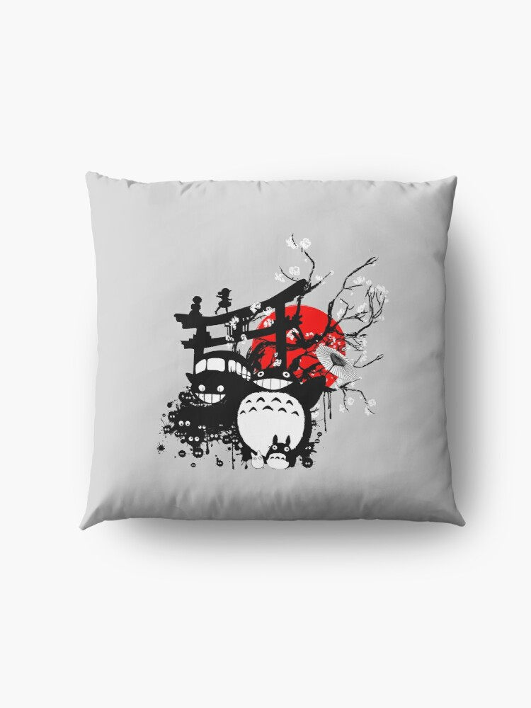 Alternate view of Japan Spirits Floor Pillow