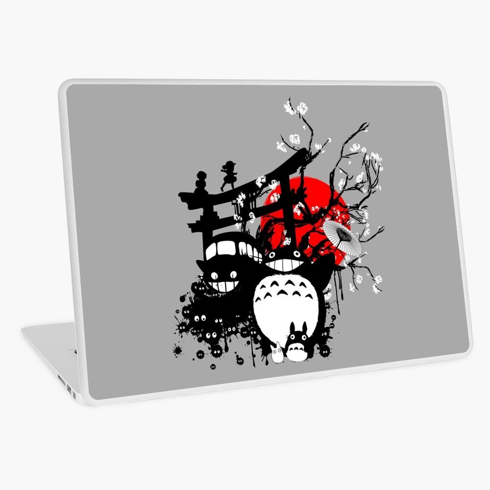 Japan Spirituosen Laptop Folie