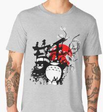 Spiritueux du Japon T-shirt premium homme