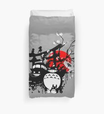 Japan Spirits Duvet Cover
