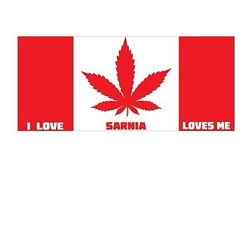 I love Sarnia, and Sarnia  loves me by handcraftline