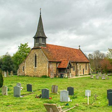 The Church of St John the Evangelist by VoluntaryRanger