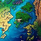 World Anvil: Anvil Island by worldanvil