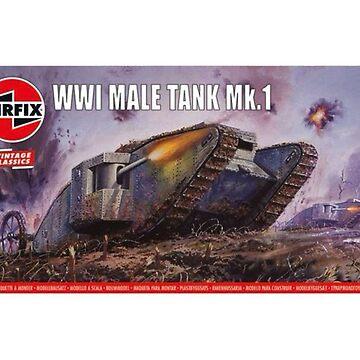 Tank! by BigRedDot