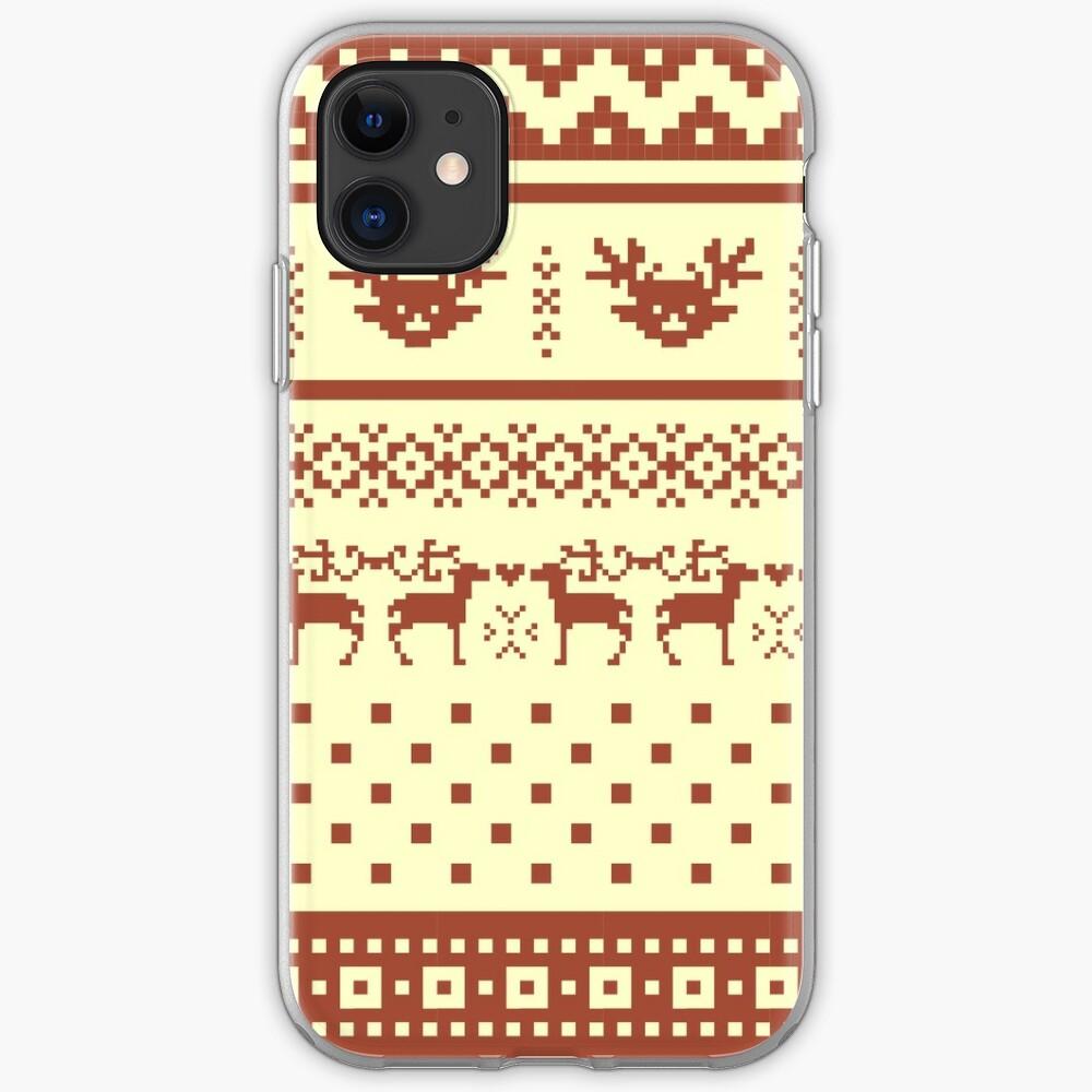 Rudolf iPhone Soft Case