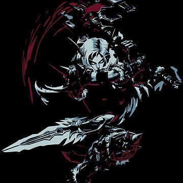 Death knight by gainzgear