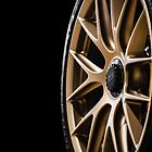 Gold GT2RS Wheel by skootermedia
