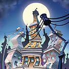 Crazy City 1 by Tom Bradnam