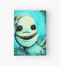 Meeting New People for Nessie and Mermaid (Color Version)  Hardcover Journal
