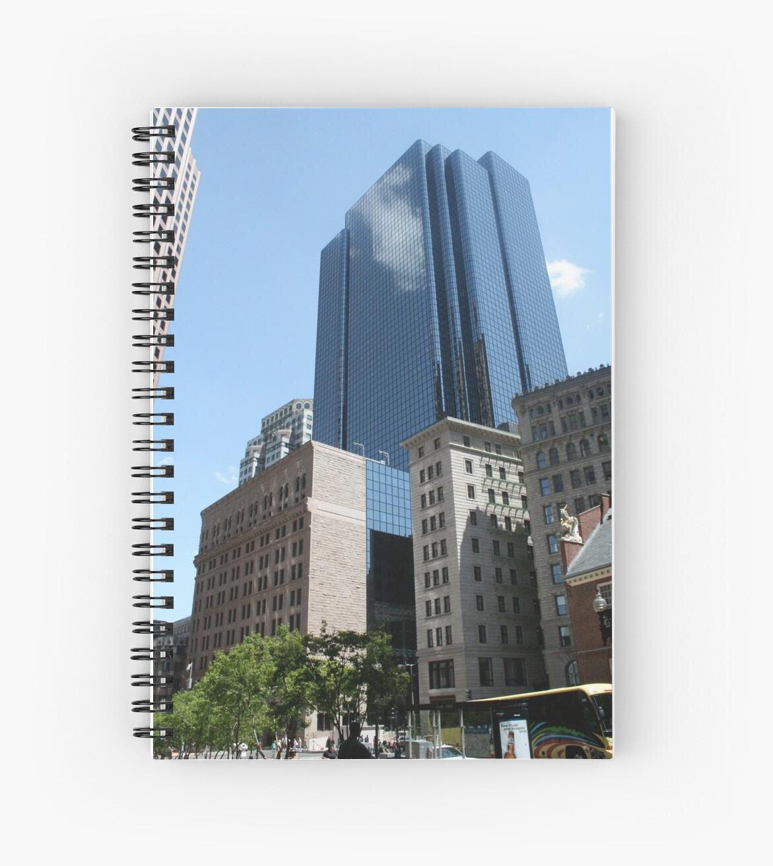 Boston Buildings by RDJones