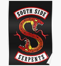 South side serpent  Poster