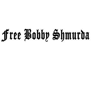 Free Bobby Shmurda by lytt-le