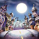Crazy City 2 by Tom Bradnam