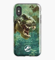 Vinilo o funda para iPhone Jurassic World 2.0