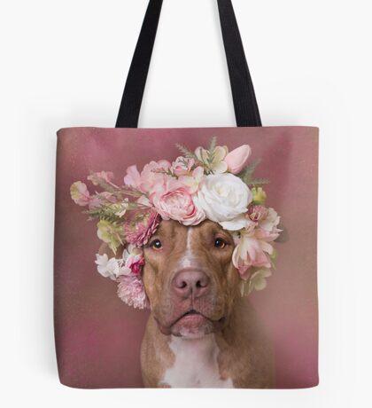 Flower Power, Harper Tote Bag